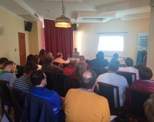 Изключителен интерес към обучението на Л-КЛАС в гр. Созопол