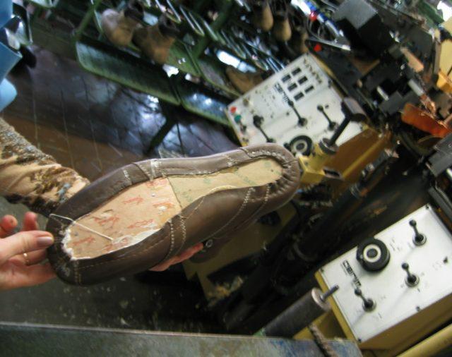 ERP система в обувно предприятие