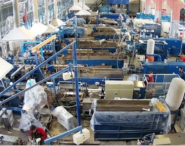 Л-Клас представи ERP и MES в предприятия за пластмасово производство